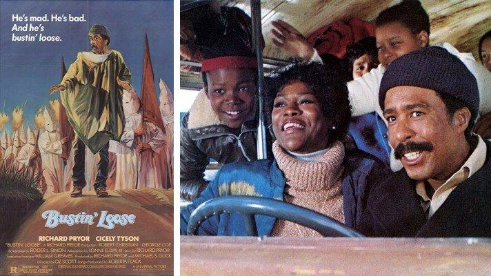 Bustin' Loose film 1981