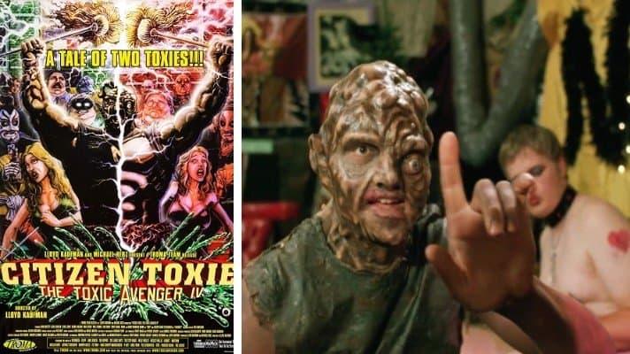 Citizen Toxie: The Toxic Avenger IV film 2000