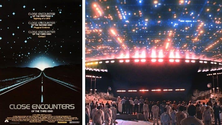 Close Encounters of the Third Kind film 1977