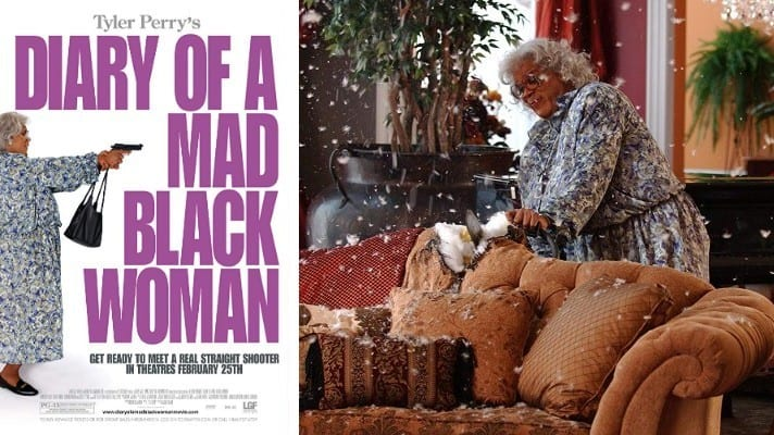 Diary of a Mad Black Woman film 2005