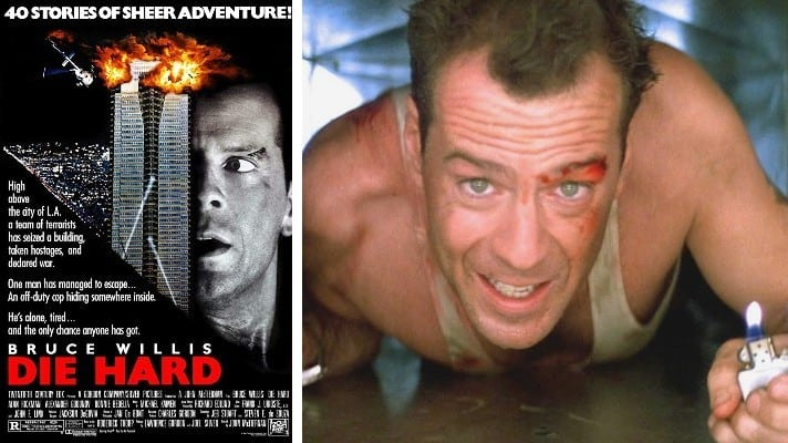 Die Hard film 1988