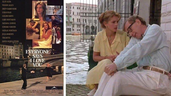 Everyone Says I Love You film 1996