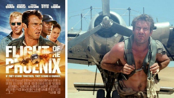 Flight of the Phoenix film 2004