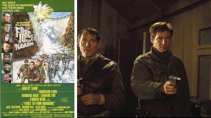 Force 10 from Navarone film 1978