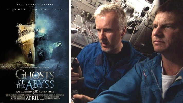 Ghosts of the Abyss film 2003