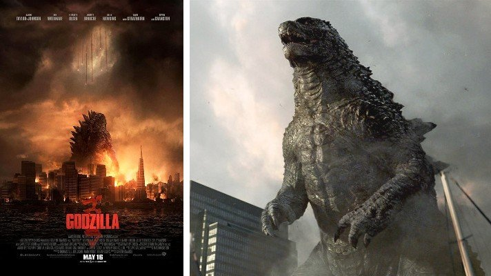 Godzilla film 2014 film