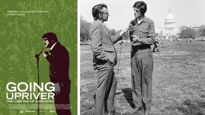 Going Upriver: The Long War of John Kerry 2004 film