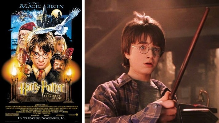 Harry Potter and the Sorcerer's Stone film 2001