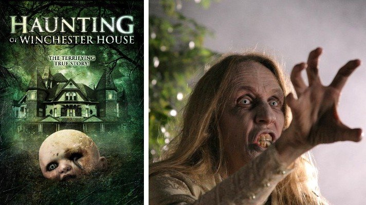 Haunting of Winchester House film 2009