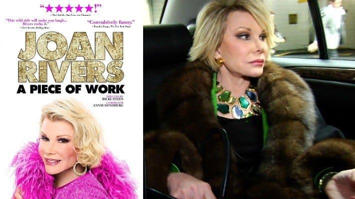 Joan Rivers: A Piece of Work film 2010