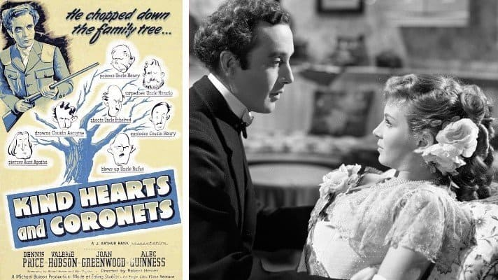 Kind Hearts and Coronets film 1949