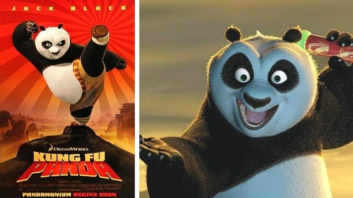 Kung Fu Panda 2008 film