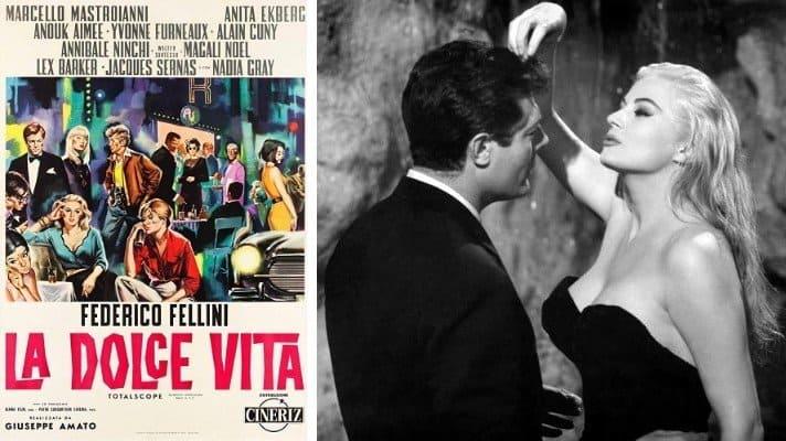 La dolce vita film 1960
