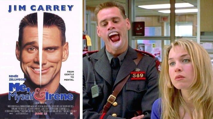 Me, Myself & Irene film 2000