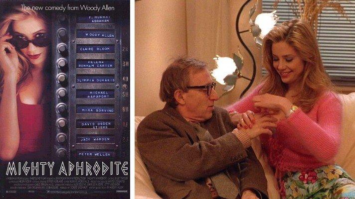 Mighty Aphrodite film 1995