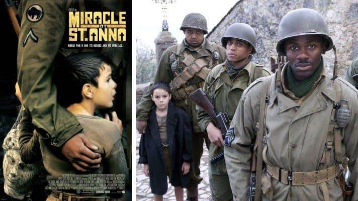 Miracle at St. Anna film 2008