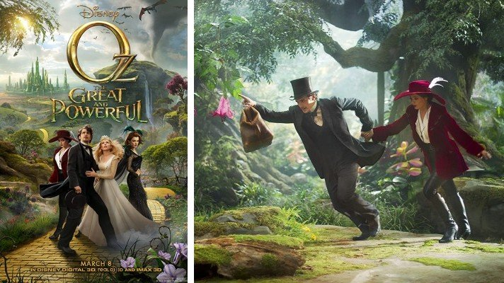 Oz the Great and Powerful film 2013
