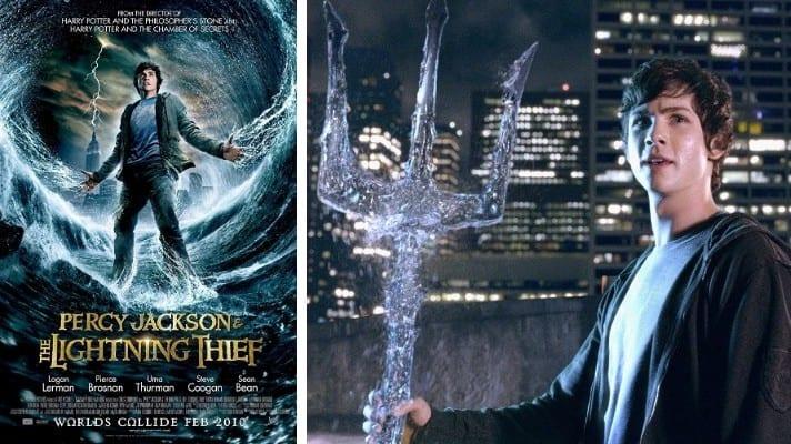 Percy Jackson & the Olympians The Lightning Thief 2010 film