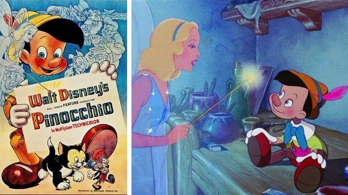 Pinocchio film 1940
