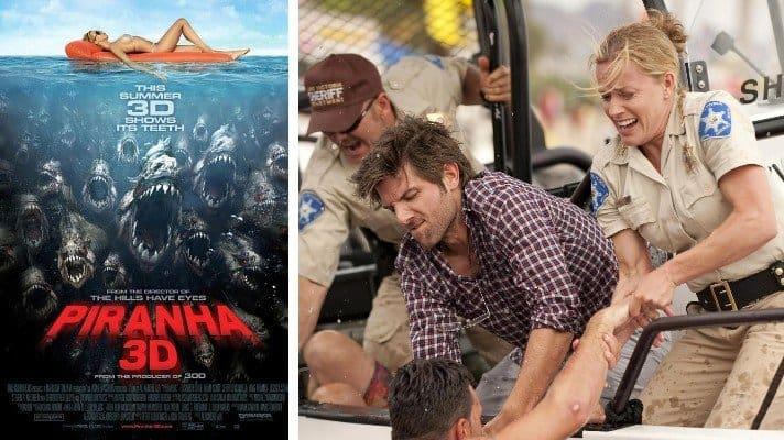 Piranha 3D film 2010