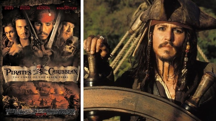 Pirates of the Caribbean: The Curse of the Black Pearl film 2003
