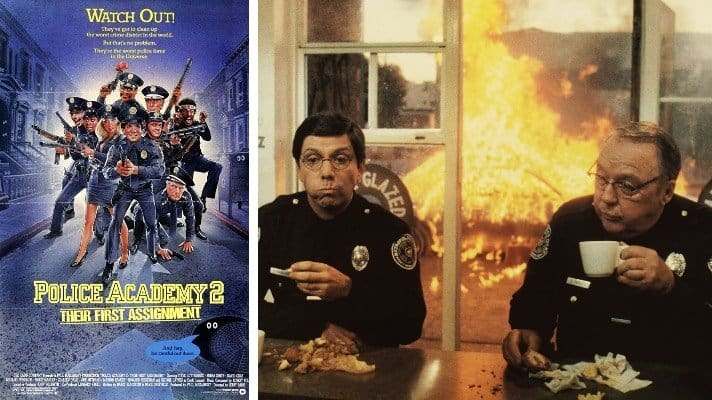 Police Academy 2: Their First Assignment film 1985