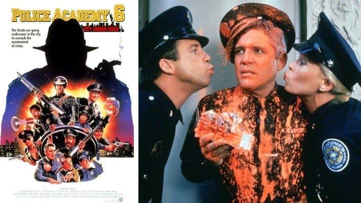 Police Academy 6: City Under Siege film 1989