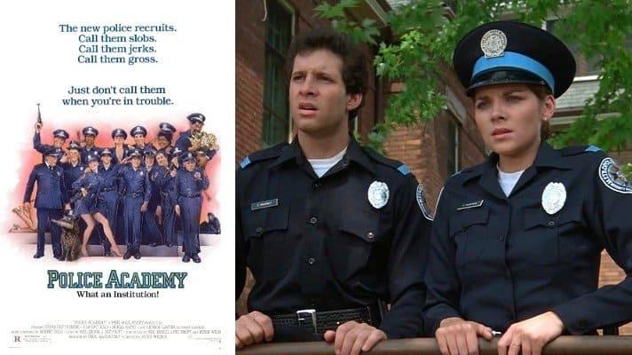 Police Academy film 1984