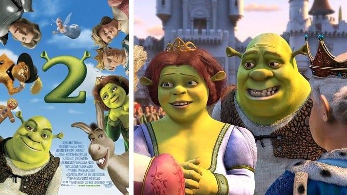 Shrek 2 2004 film