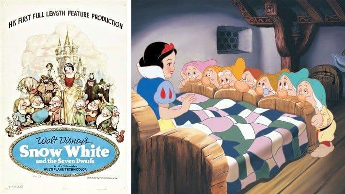 Snow White and the Seven Dwarfs film 1937