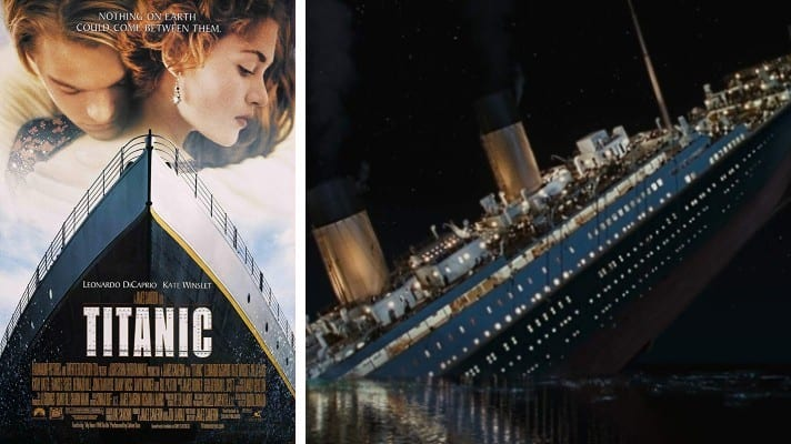 TITANIC film 1997