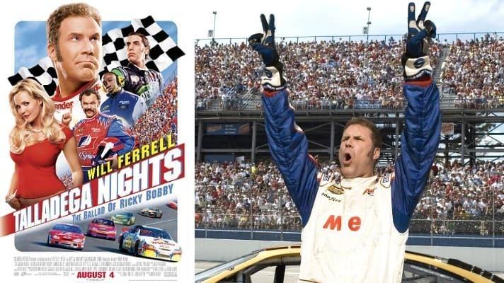 Talladega Nights: The Ballad of Ricky Bobby 2006 film