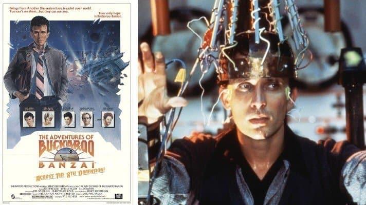 The Adventures of Buckaroo Banzai Across the 8th Dimension film 1984