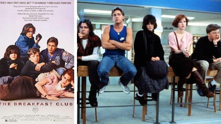 The Breakfast Club film 1985