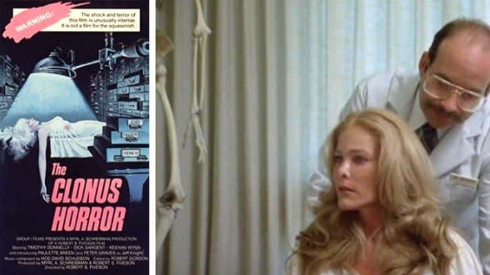 The Clonus Horror film 1979
