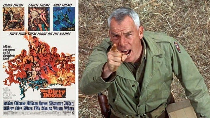 The Dirty Dozen film 1967