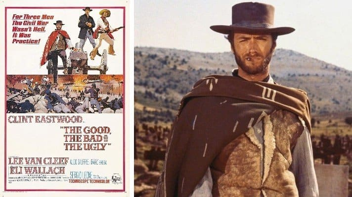 The Good, The Bad and The Ugly film 1966