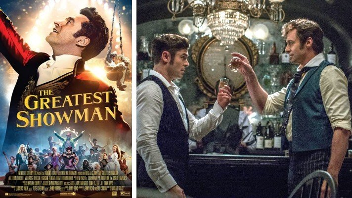 The Greatest Showman 2017 movie