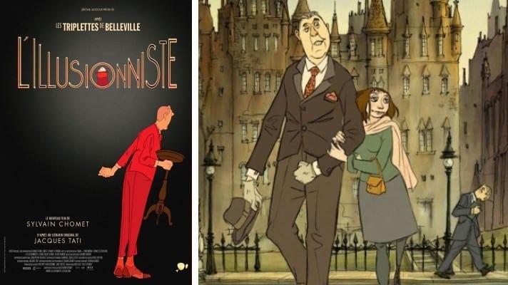 The Illusionist 2010 film