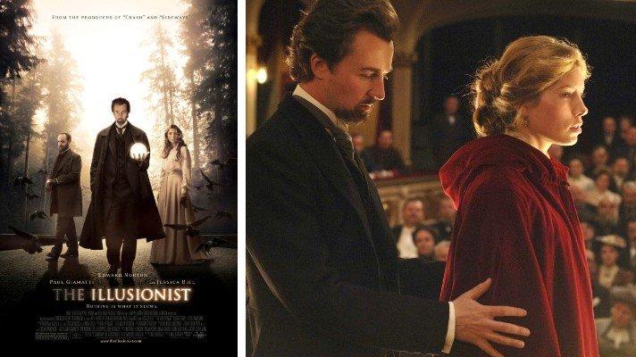 The Illusionist film 2006