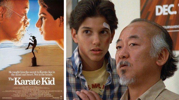 The Karate Kid 1984 film