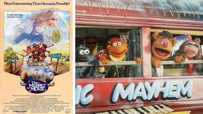 The Muppet Movie film 1979
