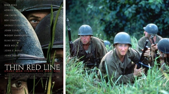 The Thin Red Line 1998 film