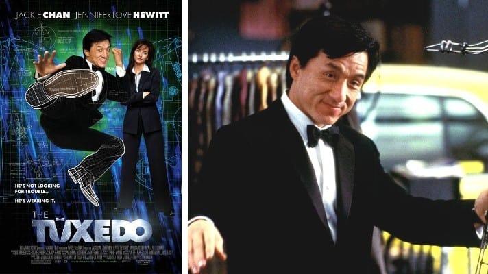 The Tuxedo 2002 film