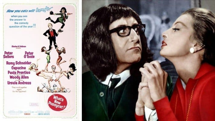 What's New Pussycat film 1965
