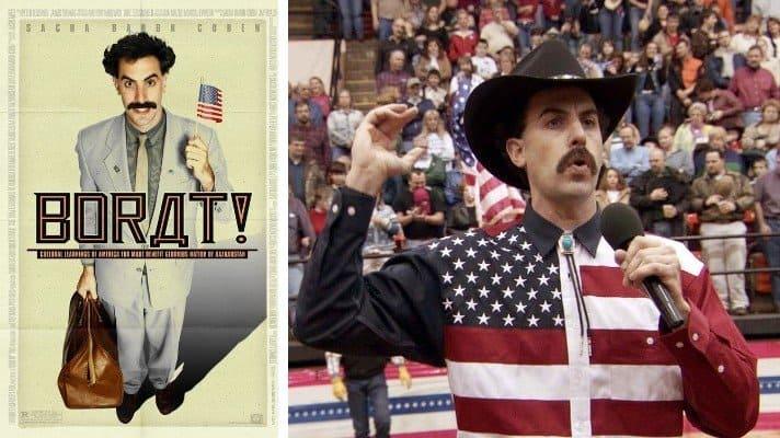 Borat: Cultural Learnings of America for Make Benefit Glorious Nation of Kazakhstan film 2006