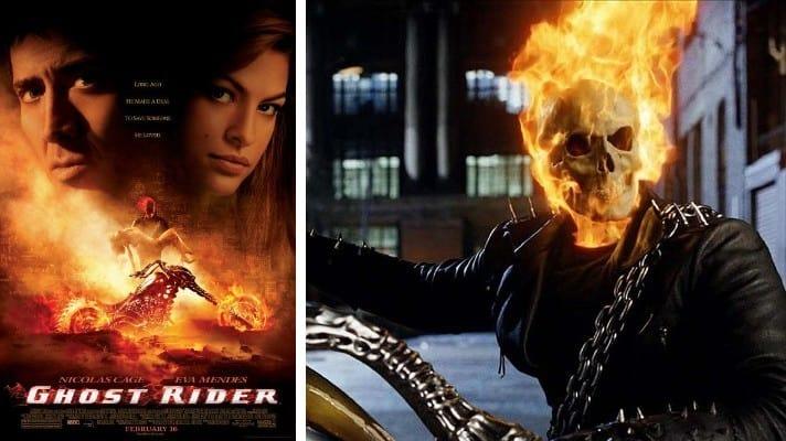 ghost rider 2007 film