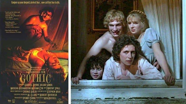 gothic film 1986