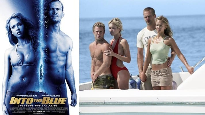 into the blue film 2005
