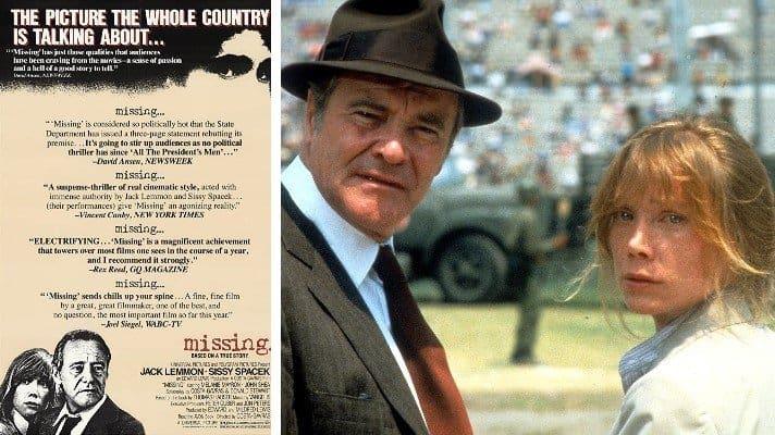 missing film 1982